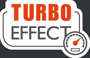 JOSILAC Logo Turbo Effect