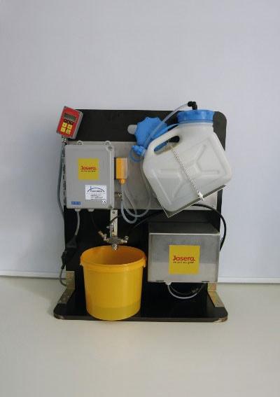 JOSILAC ULV dosing device