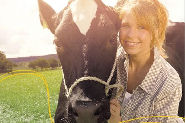 JOSERA Care cow