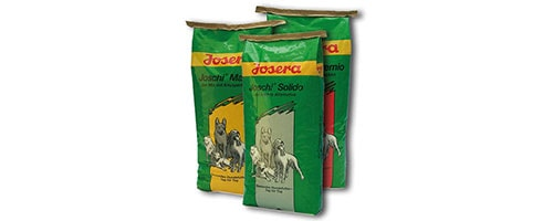 JOSERA feed for dogs